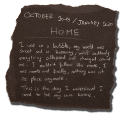 #9 - OCTOBER 2019 - HOME