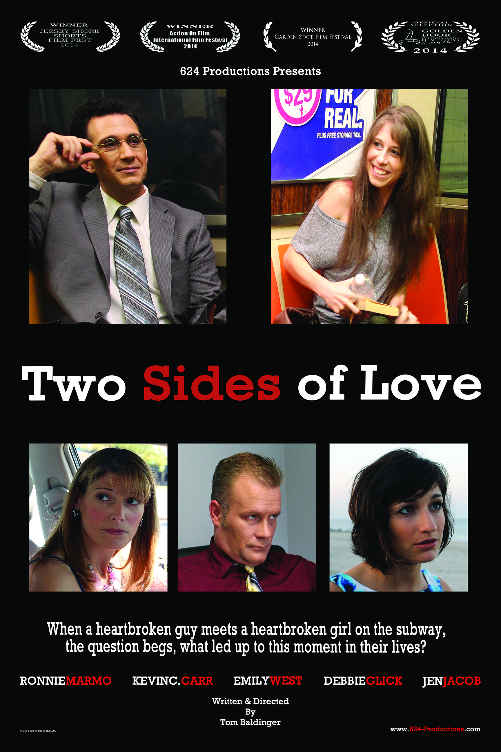 Two Sides of Love Poster