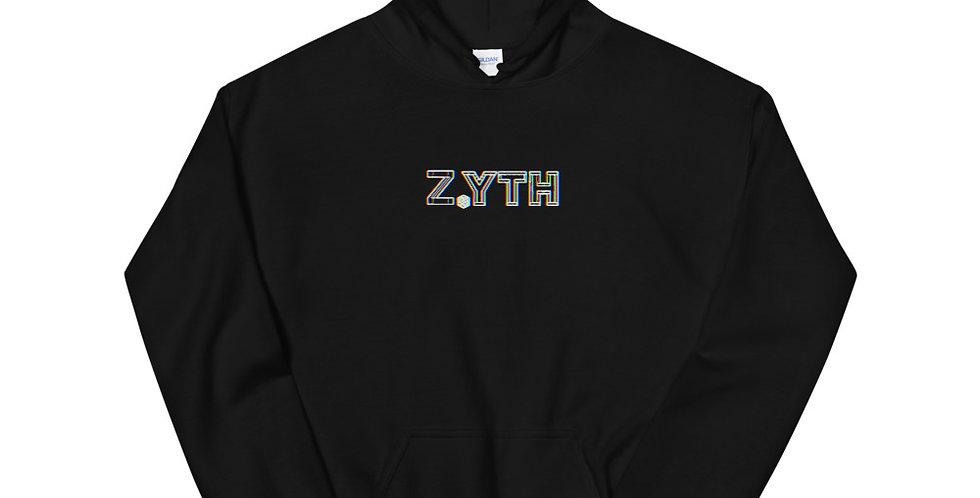 Z.YTH Unisex Hoodie