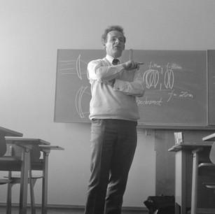 A Math Teacher's Story