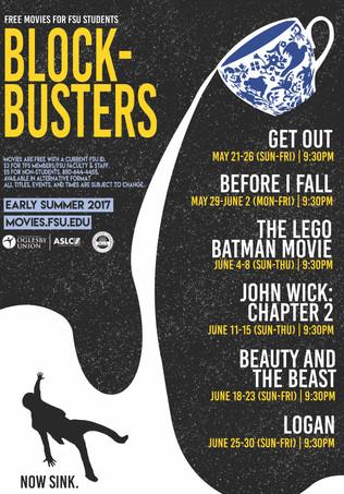 ASLC Summer 2017 Blockbusters