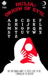 Ouija Fan Poster