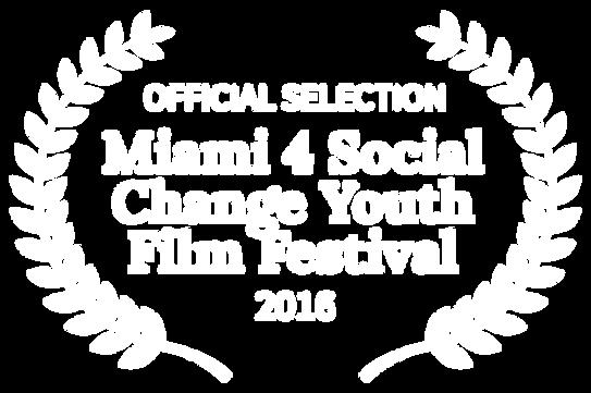 OFFICIAL SELECTION - Miami 4 Social Chan
