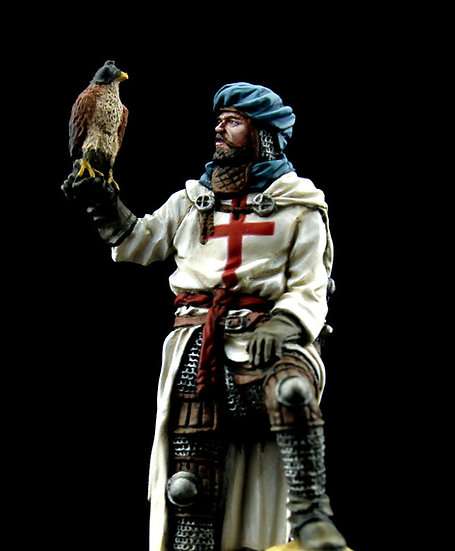 Third crusade falconer
