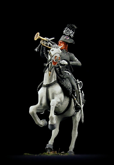 Death hussars bugler