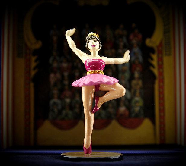 Rosie the ballerina
