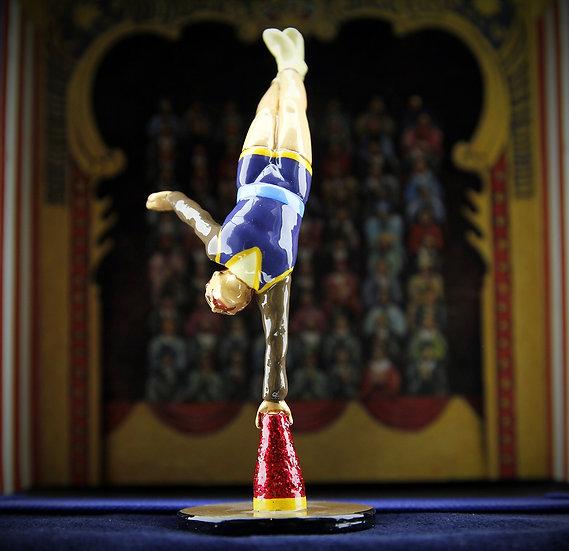 Teddy twister the acrobat
