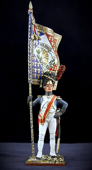 Consular Guard standard bearer