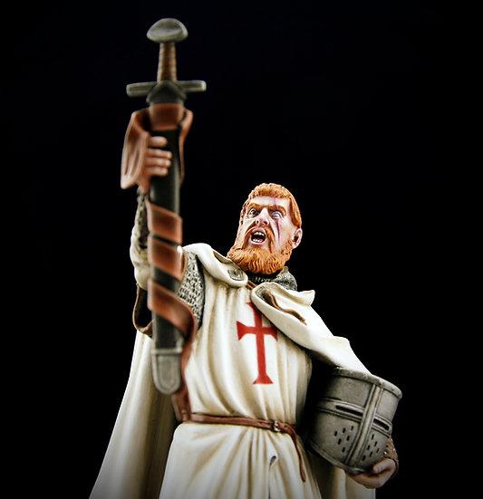 Templar knight - XIIIth century