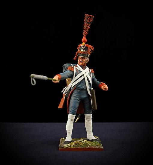 Imperial guard artillery gunner with firing stick