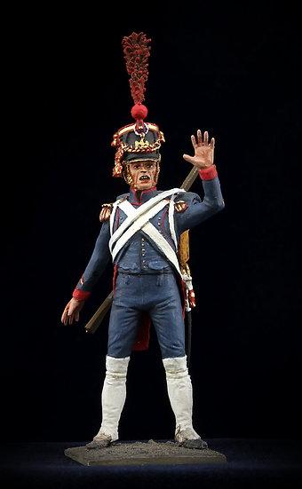 Imperial Guard artillery officer