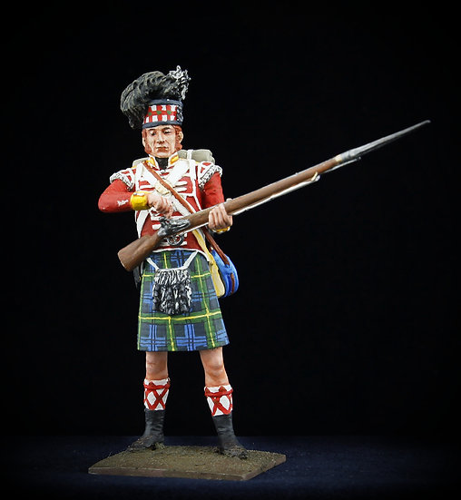 Gordon highlander reloading