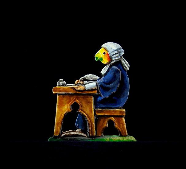 Bird juror