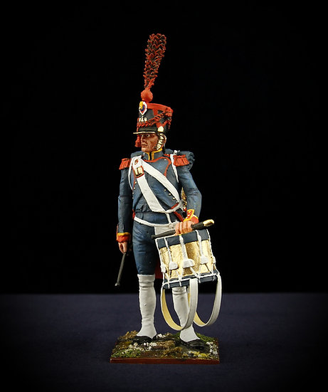 Imperial guard artillery drummer