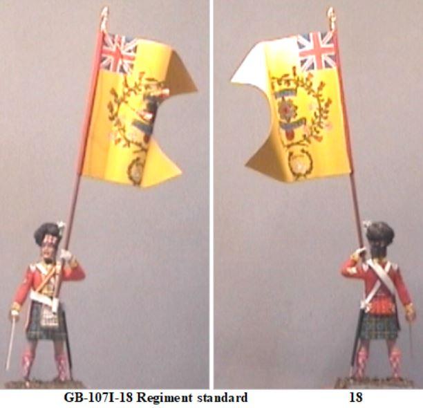 Regiment sb GB-1071-18
