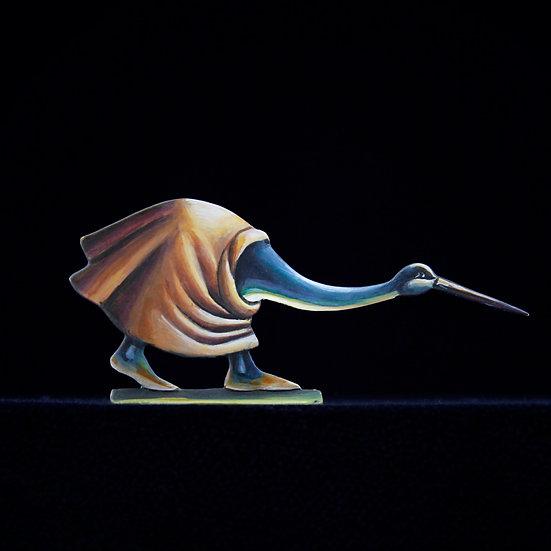 Monk stork
