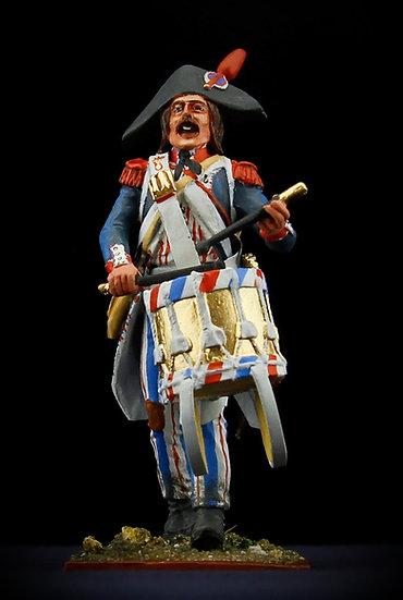 Republican troops drummer