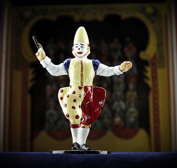 the white clown