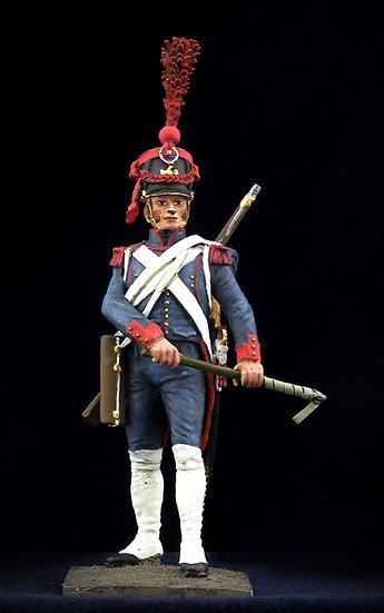 Imperial Guard artillery gunner with firing stick II