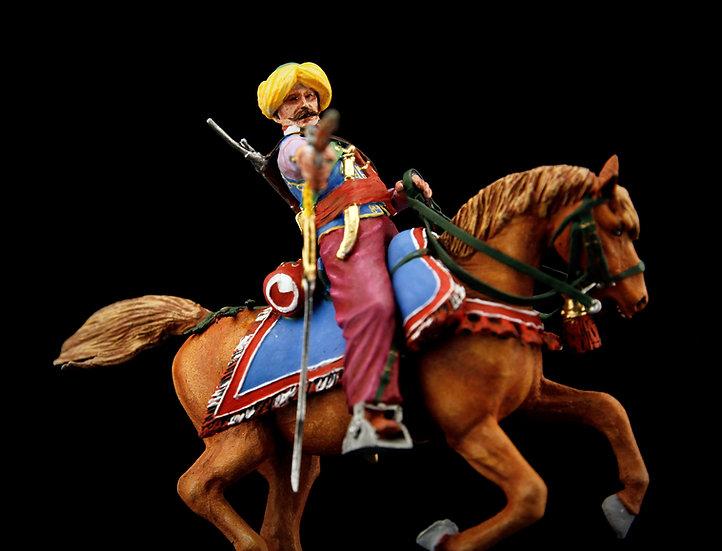 Mamluk with pistol