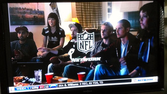 NFL Network Commercial