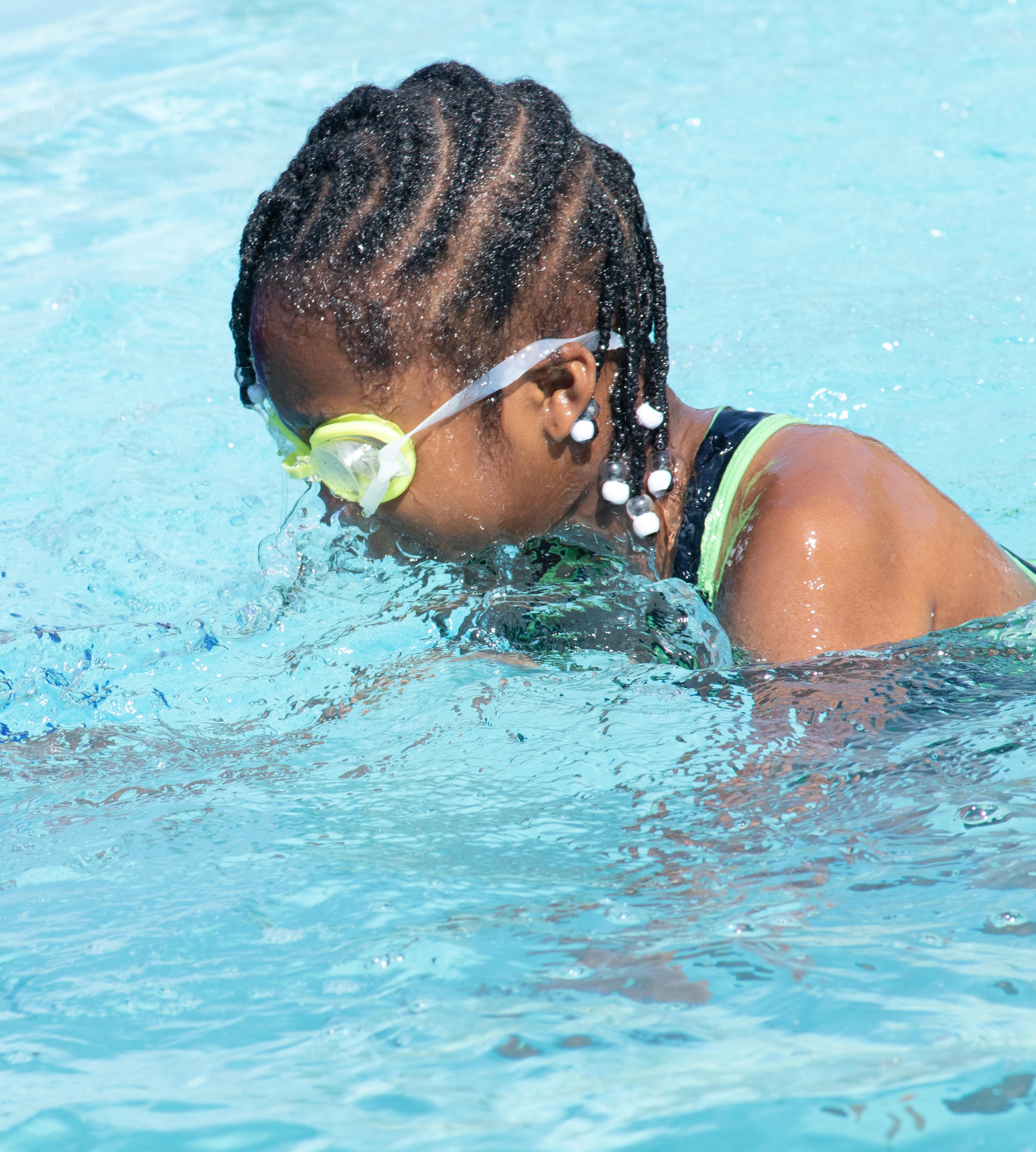 Youth Beginner's Swim Clinic