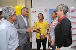 UWI Vincent HoSang Venture Competition.j