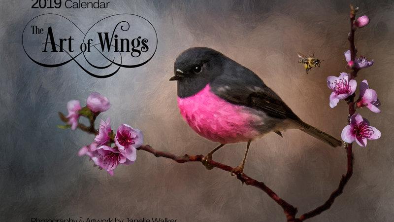 2019 Calendar - The Art of Wings