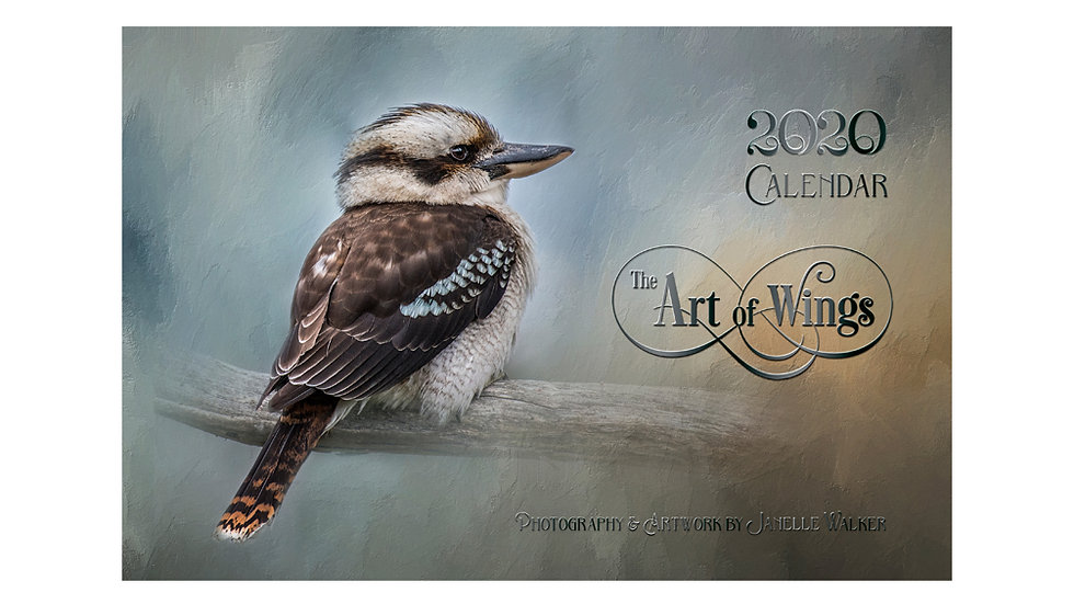 2020 Calendar - The Art of Wings