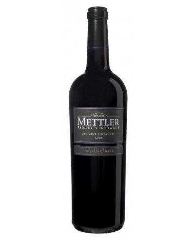 Mettler Family Old Vines Zinfandel 2016