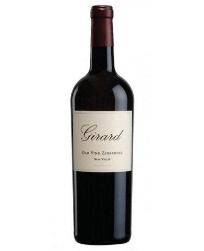 Girard Old Vines Zinfandel 2016
