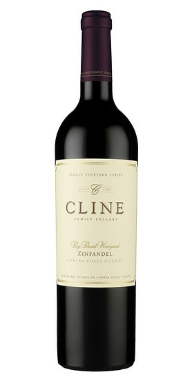Cline Cellars Big Break Zinfandel 2016