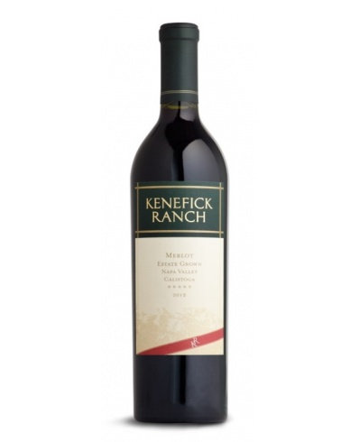 Kenefick Ranch Merlot 2015