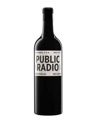 Grounded Wine Co. Public Radion 2017