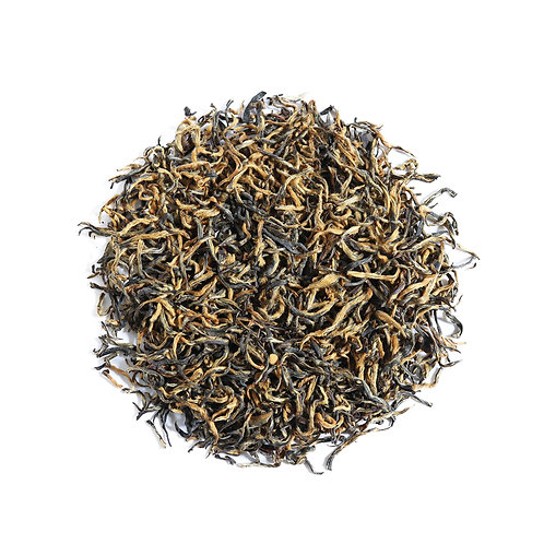Black Tea, Golden Monkey Overview | Dazzle Deer | Premium Chinese Tea & Teawares