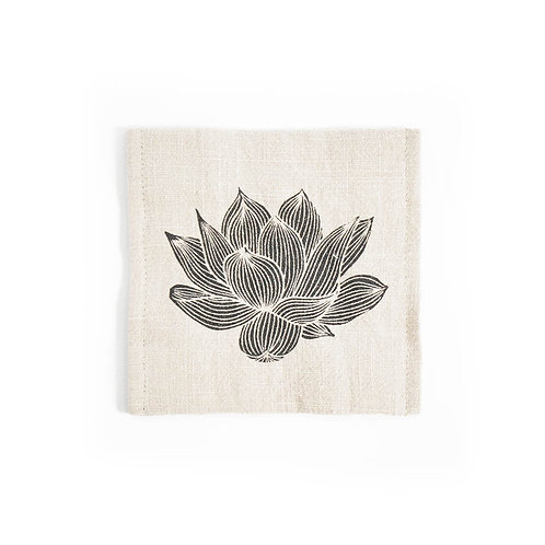 Tea Mat Lotus | Dazzle Deer Premium Chinese Tea & Accessories