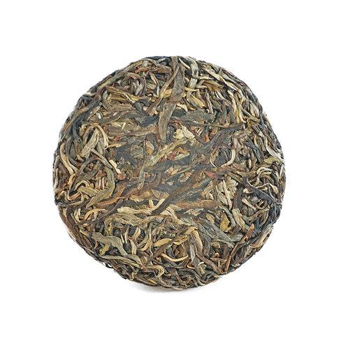 Raw (Sheng) Puerh Tea Gu Hua Xiang Jing Gu Yun Nan Cake | Dazzle Deer | Premium Chinese Tea