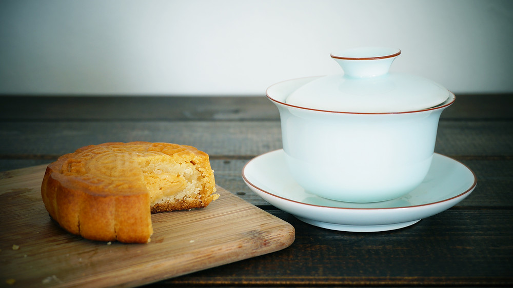 Chinese Mooncake | Dazzle Deer | Premium Chinese Tea & Gongfu Teawares