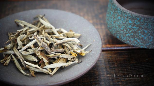 Jasmine Silver Needle White Tea