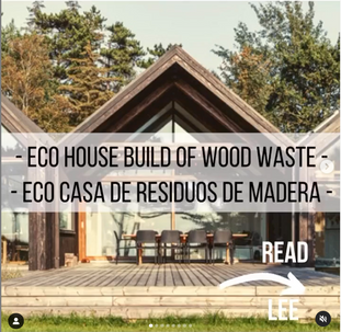 Recycled Materials House