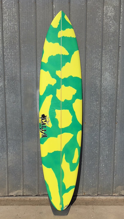 Califa Surfboards - Funboard 8´0´´ - Usada