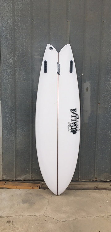 Califa Surfboards - Twin Fish 6´0¨ - Nueva