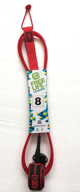 8´ x 7mm LEASH REGULAR SERIES FREELIFE