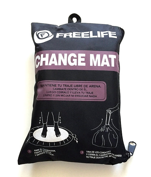 CHANGE MAT FREELIFE