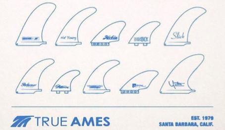 Llegó el nuevo pedido de quillas True Ames!