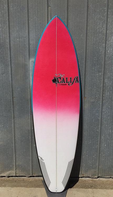 Califa Surfboards - Híbrida 6´4¨ - Usada