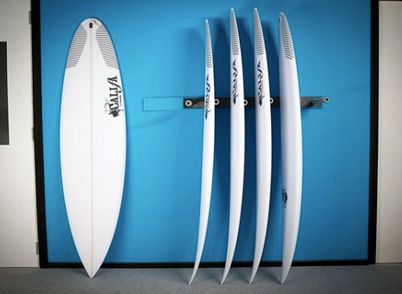 Califa Surfboards batch ready to be shipped