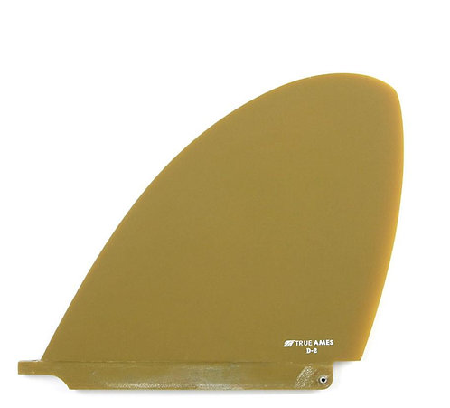 "TRUE AMES D-2  9"" - SINGLE FIN"
