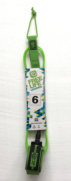 6´ x 5mm LEASH LIGHT SERIES FREELIFE