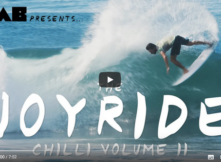 "Review de la Volume II de Chilli en ""The JoyRide"" de Stab Mag"